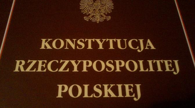Kalendarium kryzysu konstytucyjnego