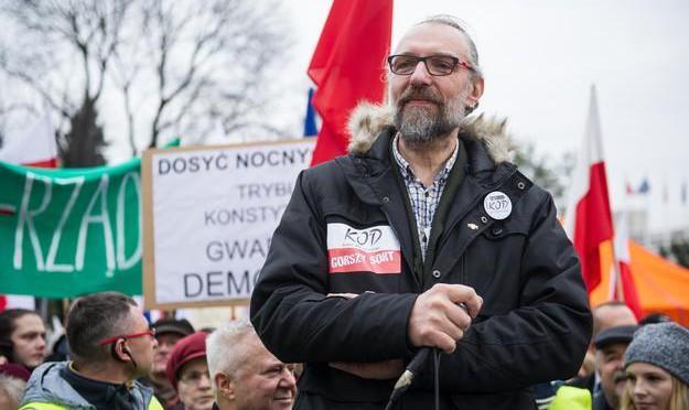 Mateusz Kijowski w Częstochowie