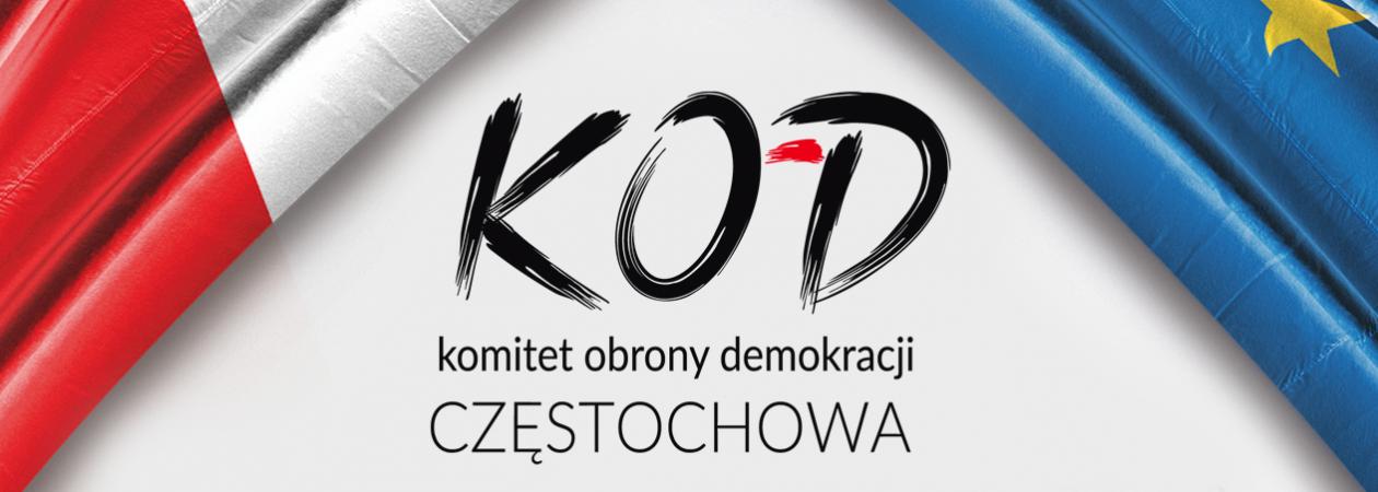 Komitet Obrony Demokracji (KOD) – Częstochowa