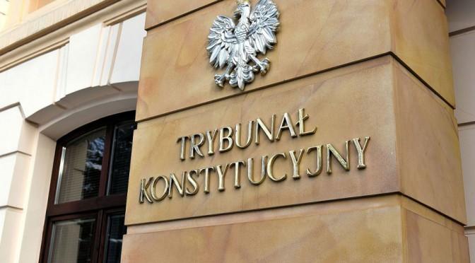 Trybunał Konstytucyjny – co każdy wiedzieć powinien
