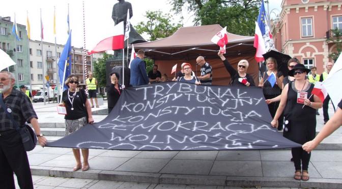 Czarny Marsz w Częstochowie