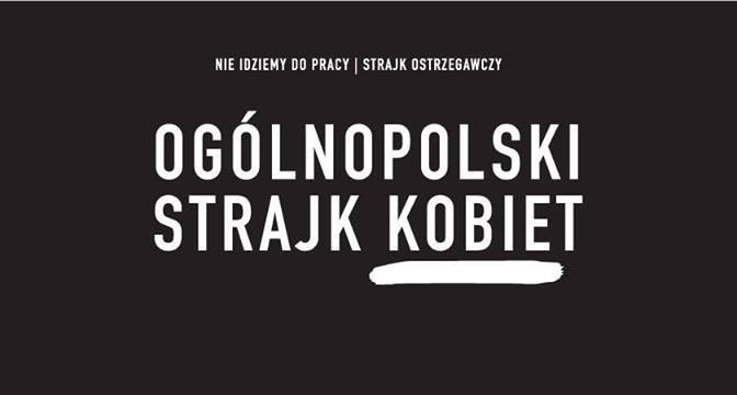 Ogólnopolski strajk kobiet – Częstochowa